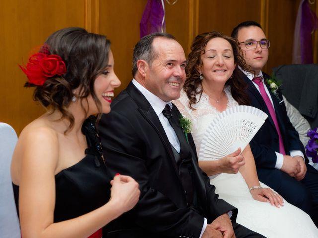 La boda de Encarna y Pachi en Albatera, Alicante 16