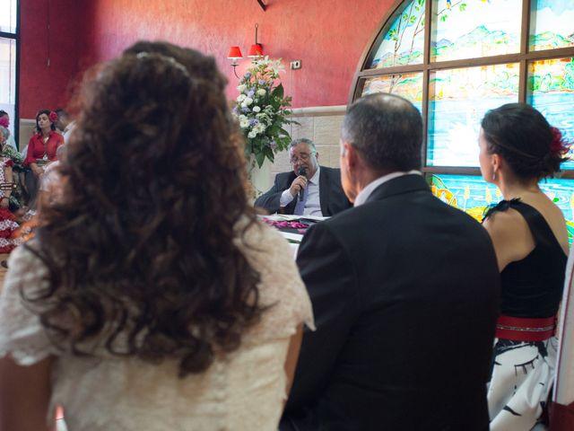 La boda de Encarna y Pachi en Albatera, Alicante 18