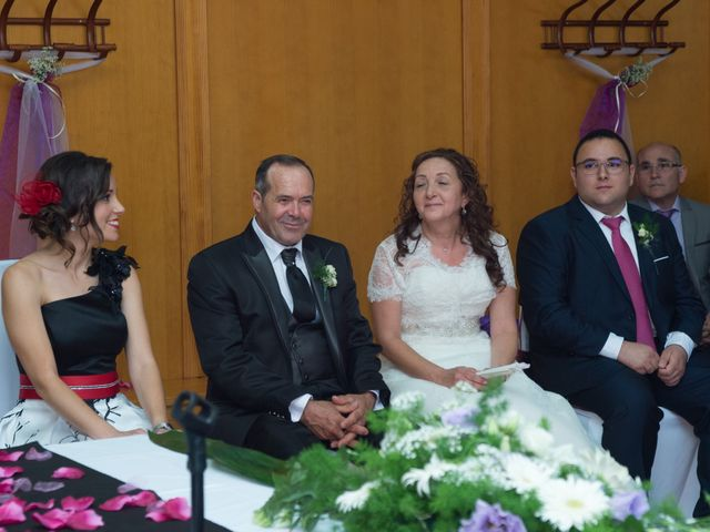 La boda de Encarna y Pachi en Albatera, Alicante 20