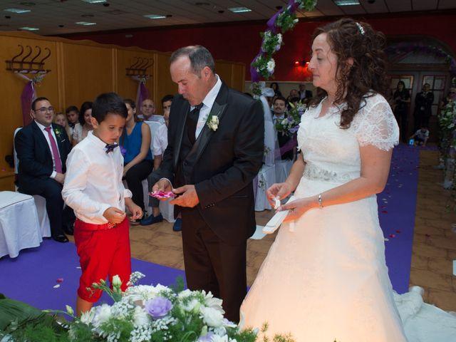 La boda de Encarna y Pachi en Albatera, Alicante 22