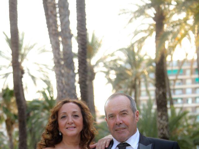 La boda de Encarna y Pachi en Albatera, Alicante 37