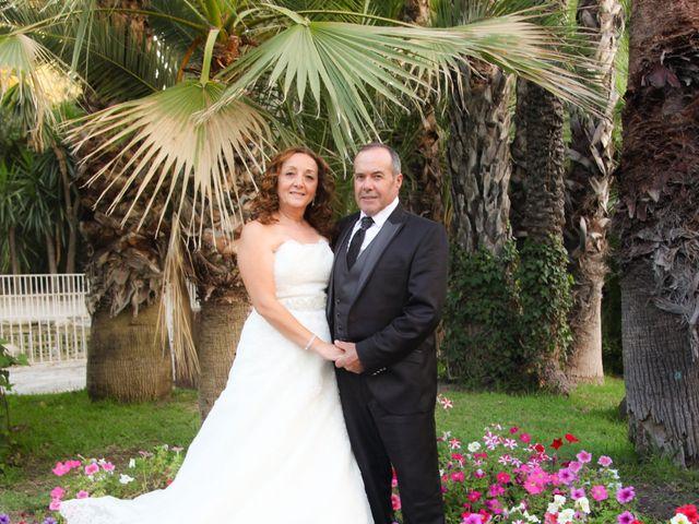 La boda de Encarna y Pachi en Albatera, Alicante 40