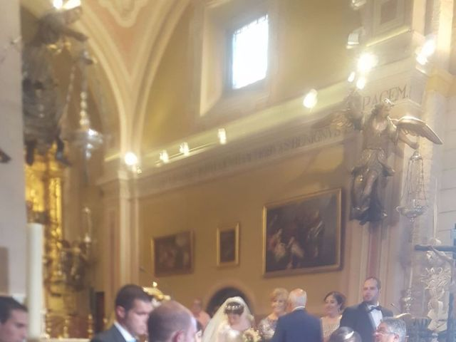 La boda de Efrain y Patricia en Sevilla, Sevilla 1