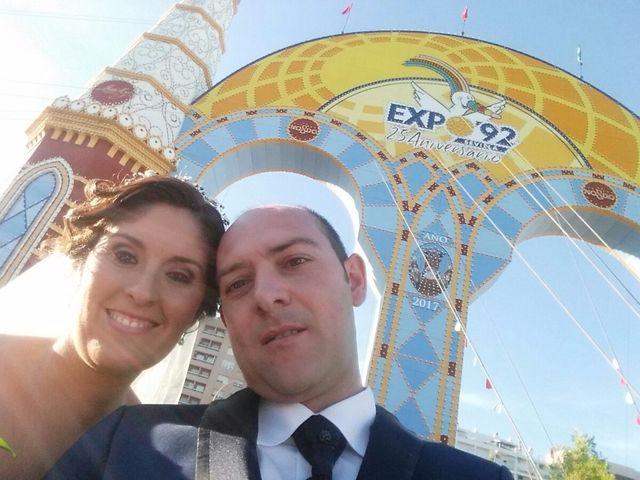La boda de Patricia y Efrain