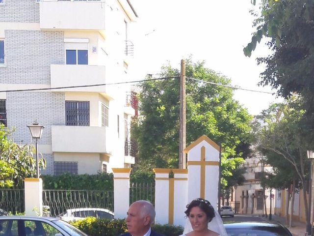 La boda de Efrain y Patricia en Sevilla, Sevilla 4