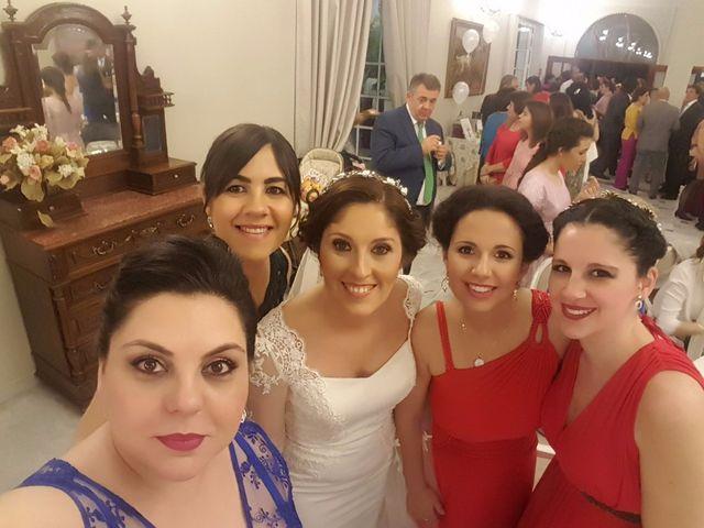 La boda de Efrain y Patricia en Sevilla, Sevilla 5
