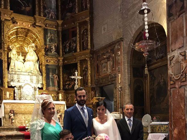 La boda de Agustin y Almudena en Sevilla, Sevilla 5