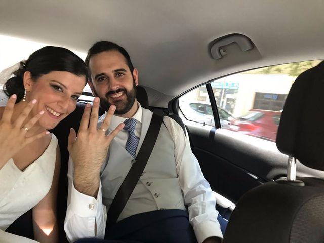 La boda de Almudena y Agustin