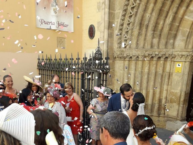La boda de Agustin y Almudena en Sevilla, Sevilla 11