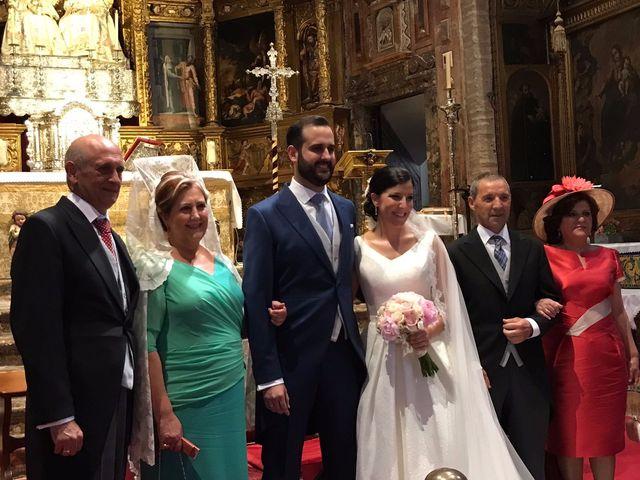 La boda de Agustin y Almudena en Sevilla, Sevilla 13