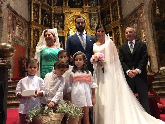 La boda de Agustin y Almudena en Sevilla, Sevilla 14
