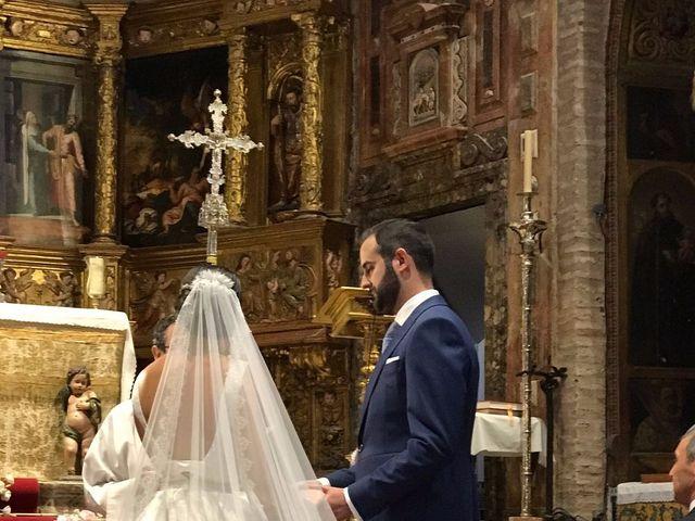 La boda de Agustin y Almudena en Sevilla, Sevilla 15