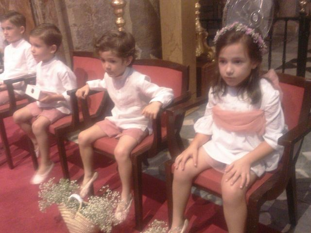 La boda de Agustin y Almudena en Sevilla, Sevilla 1