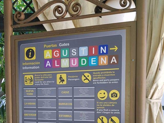 La boda de Agustin y Almudena en Sevilla, Sevilla 22