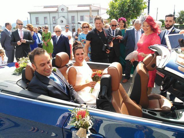 La boda de Patricia y Nicolás