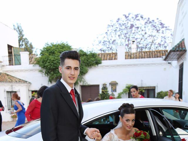 La boda de Fabio y Rosario en Sevilla, Sevilla 7