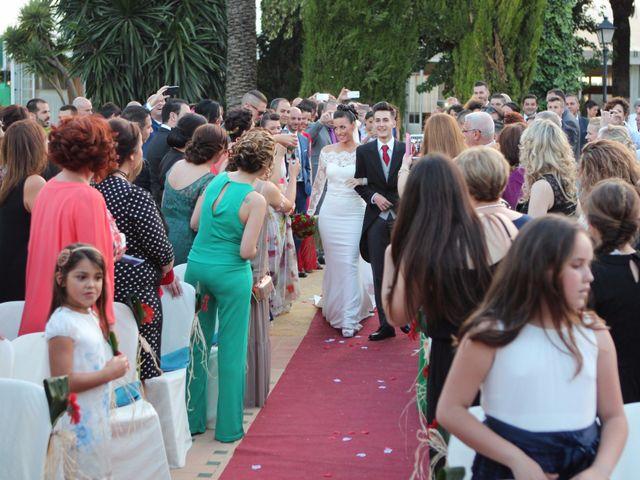 La boda de Fabio y Rosario en Sevilla, Sevilla 8