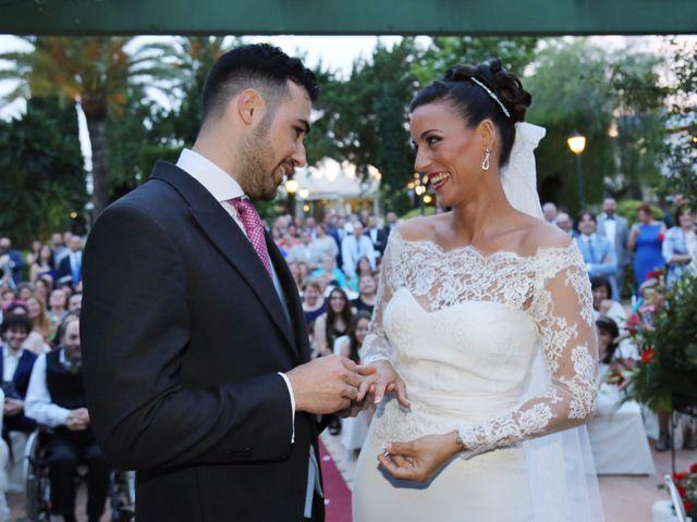La boda de Fabio y Rosario en Sevilla, Sevilla 11