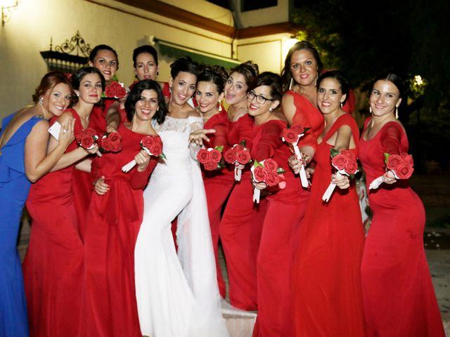 La boda de Fabio y Rosario en Sevilla, Sevilla 15