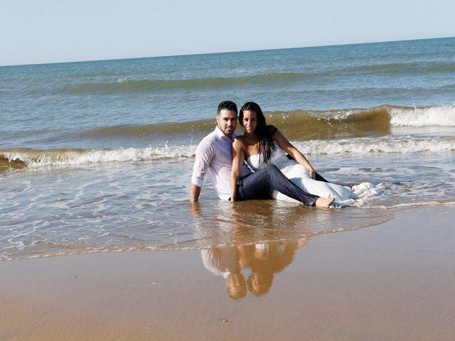 La boda de Fabio y Rosario en Sevilla, Sevilla 23