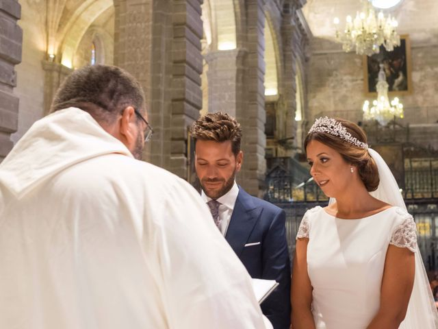 La boda de Jaime y Rocio en Jerez De La Frontera, Cádiz 1