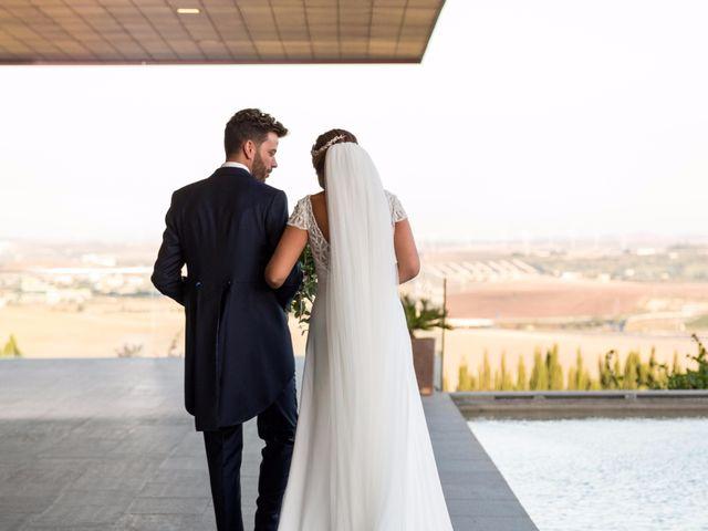 La boda de Jaime y Rocio en Jerez De La Frontera, Cádiz 5