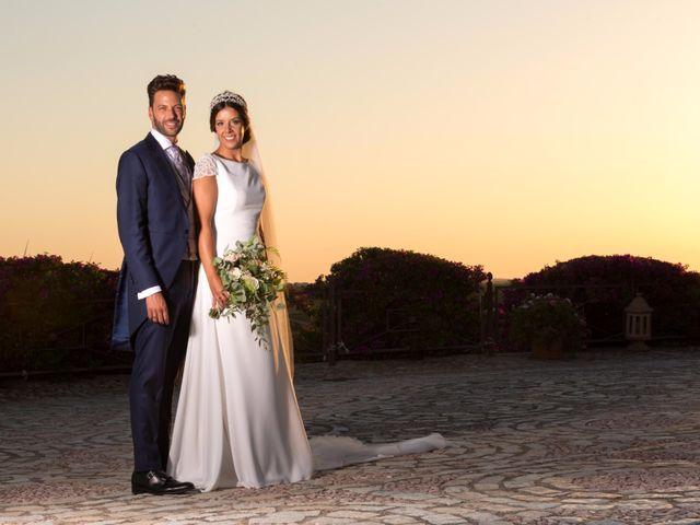 La boda de Jaime y Rocio en Jerez De La Frontera, Cádiz 8