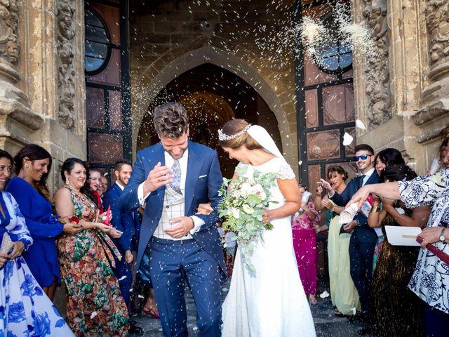 La boda de Jaime y Rocio en Jerez De La Frontera, Cádiz 9