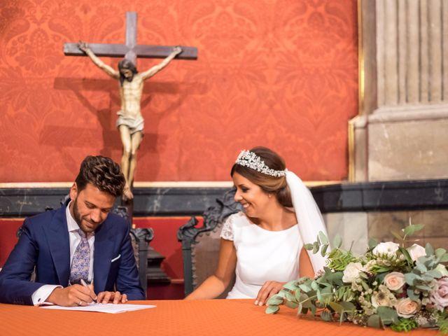 La boda de Jaime y Rocio en Jerez De La Frontera, Cádiz 11