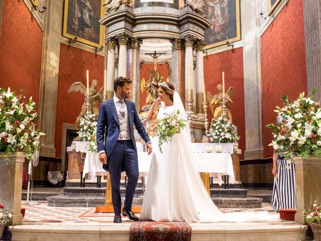 La boda de Jaime y Rocio en Jerez De La Frontera, Cádiz 12