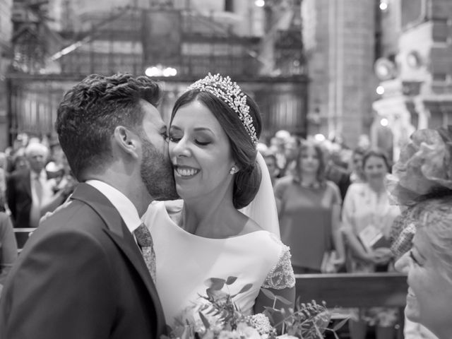 La boda de Jaime y Rocio en Jerez De La Frontera, Cádiz 15