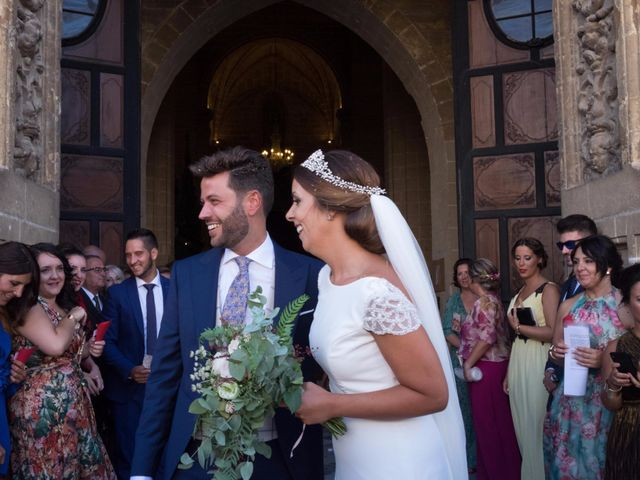 La boda de Jaime y Rocio en Jerez De La Frontera, Cádiz 20