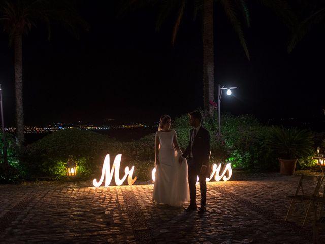 La boda de Jaime y Rocio en Jerez De La Frontera, Cádiz 21