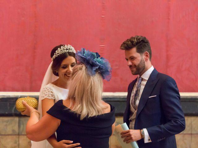 La boda de Jaime y Rocio en Jerez De La Frontera, Cádiz 25