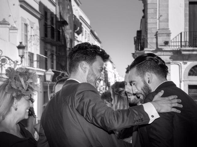 La boda de Jaime y Rocio en Jerez De La Frontera, Cádiz 26