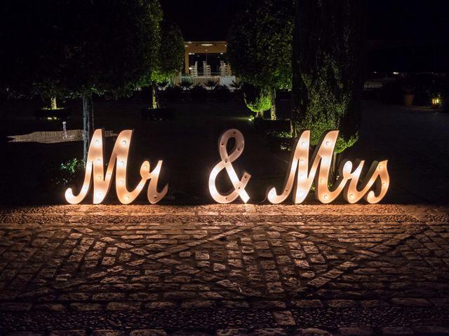 La boda de Jaime y Rocio en Jerez De La Frontera, Cádiz 32