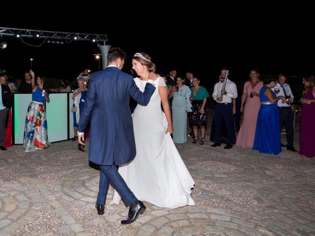 La boda de Jaime y Rocio en Jerez De La Frontera, Cádiz 36