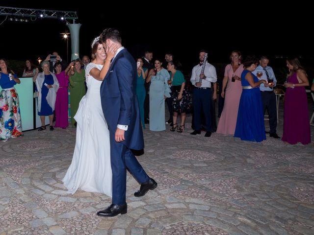 La boda de Jaime y Rocio en Jerez De La Frontera, Cádiz 37