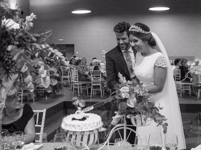 La boda de Jaime y Rocio en Jerez De La Frontera, Cádiz 41