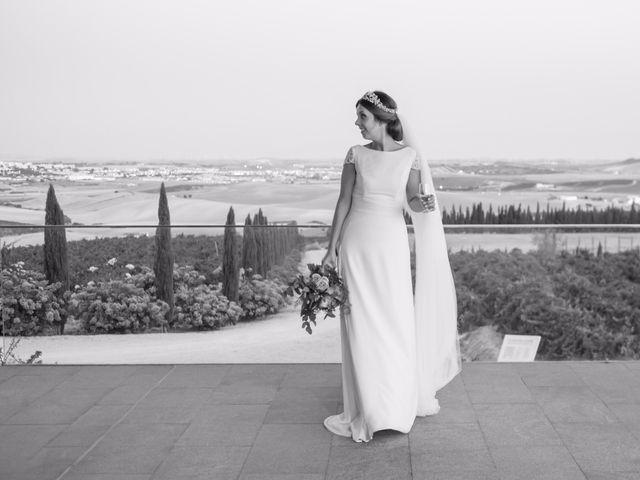 La boda de Jaime y Rocio en Jerez De La Frontera, Cádiz 43