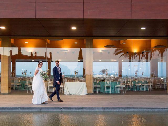 La boda de Jaime y Rocio en Jerez De La Frontera, Cádiz 45