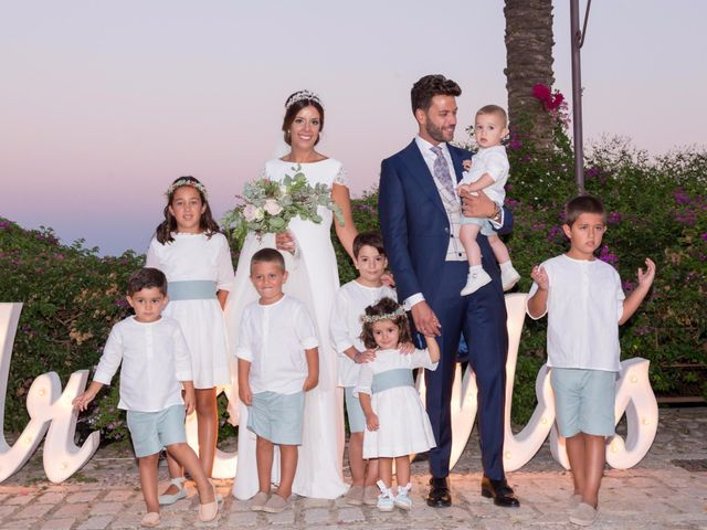 La boda de Jaime y Rocio en Jerez De La Frontera, Cádiz 46