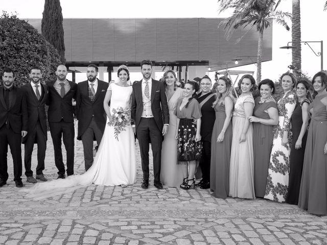 La boda de Jaime y Rocio en Jerez De La Frontera, Cádiz 47