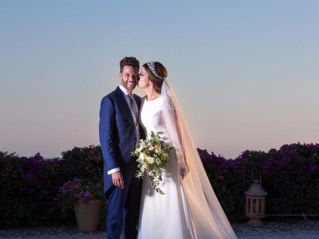 La boda de Jaime y Rocio en Jerez De La Frontera, Cádiz 48