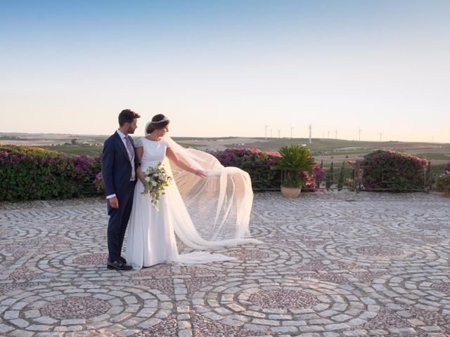 La boda de Jaime y Rocio en Jerez De La Frontera, Cádiz 52