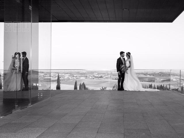 La boda de Jaime y Rocio en Jerez De La Frontera, Cádiz 58