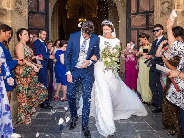 La boda de Jaime y Rocio en Jerez De La Frontera, Cádiz 60