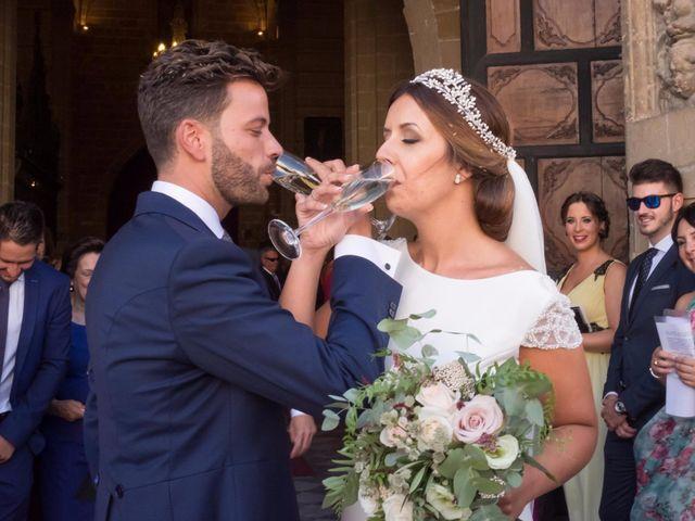 La boda de Jaime y Rocio en Jerez De La Frontera, Cádiz 61