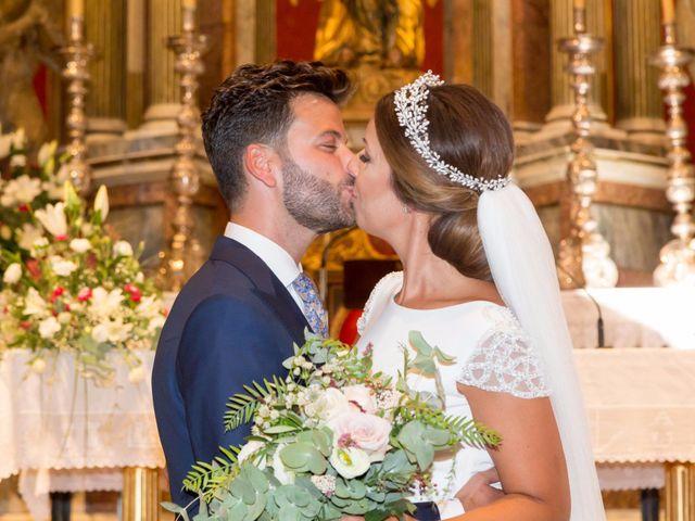 La boda de Jaime y Rocio en Jerez De La Frontera, Cádiz 62