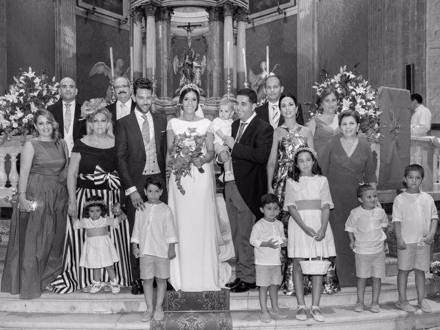 La boda de Jaime y Rocio en Jerez De La Frontera, Cádiz 63